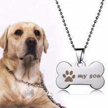 Адресники для собак и котов купить №4