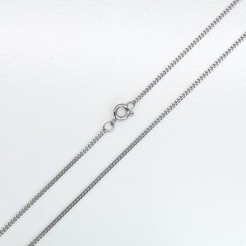 Классическая цепочка из медицинской стали женская 60 см/2 мм