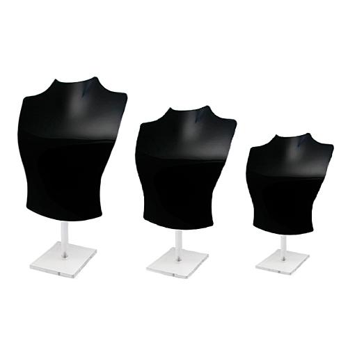 Подставки под украшения на шею 3 штуки