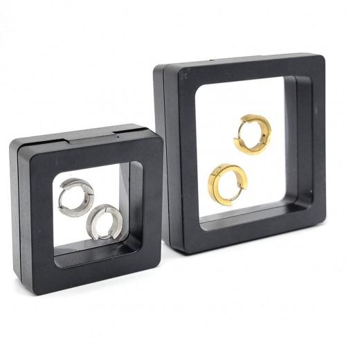 Брендовая подарочная упаковка для мелких украшений в двух размерах