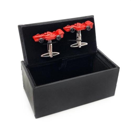 Брендовая подарочная упаковка для запонок 8,5х4,5х3,5 см
