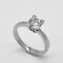 Помолвочные кольца купить №7