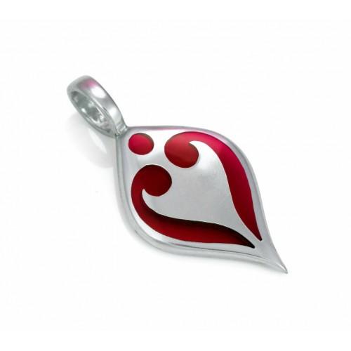 Кулон Сердечное Сияние мини Bico Heart'S Glow