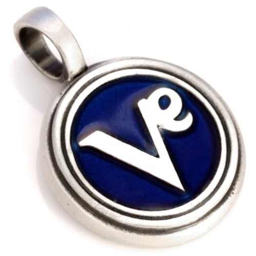 Кулон подвеска знак зодиака Козерог Bico Capricorn Blu