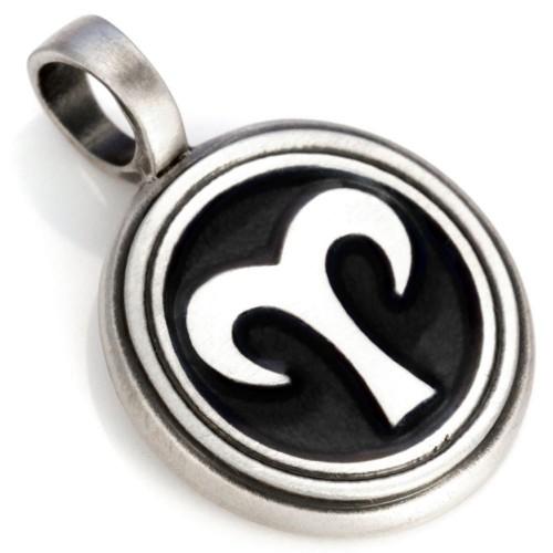 Кулон подвеска знак зодиака Овен Bico Aries